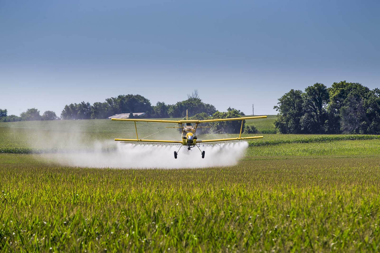 Aerial Chemical Application